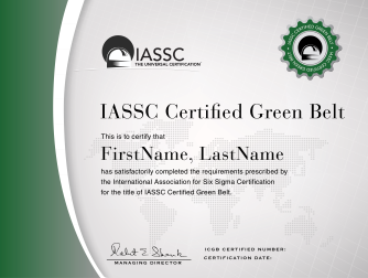 IASSC-Lean-Six-Sigma-Green-Belt-Certification