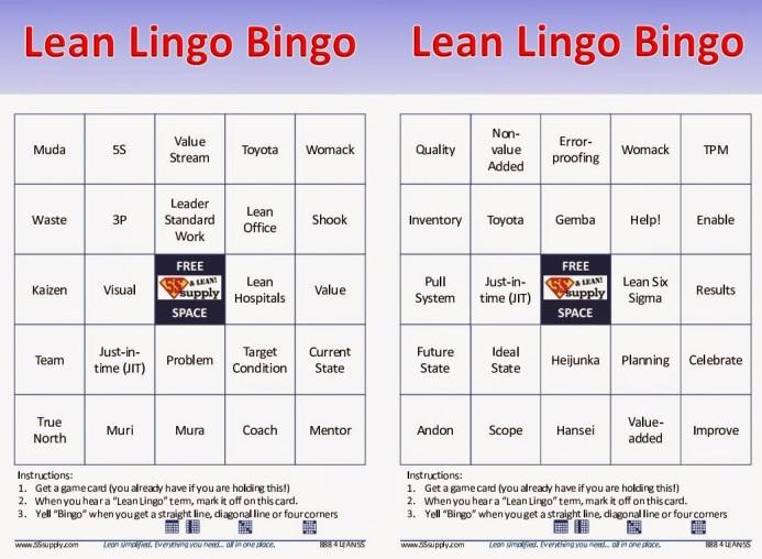 lean word game